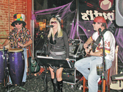 The Vicki Roberts Band Halloween Holiday Picture