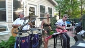 The Vicki Roberts Band Outdoor Events Picture